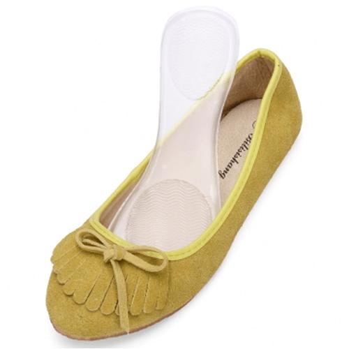 Plantillas antiderrapantes para zapato abierto